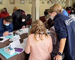 Supporting the implementation of COVID-19 contact tracing in Ukraine